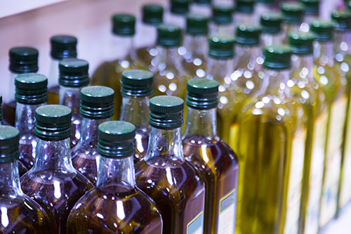 Olive Oil Shipping Van Gaalen Distributions